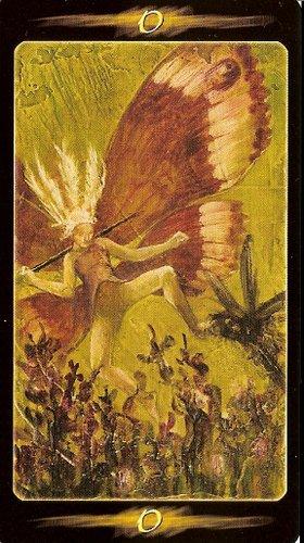 Tarot of the rishis tarot of the saints tarot of the secret forest